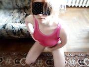 Sexe amateur avec la femme avec ses yeux couverts
